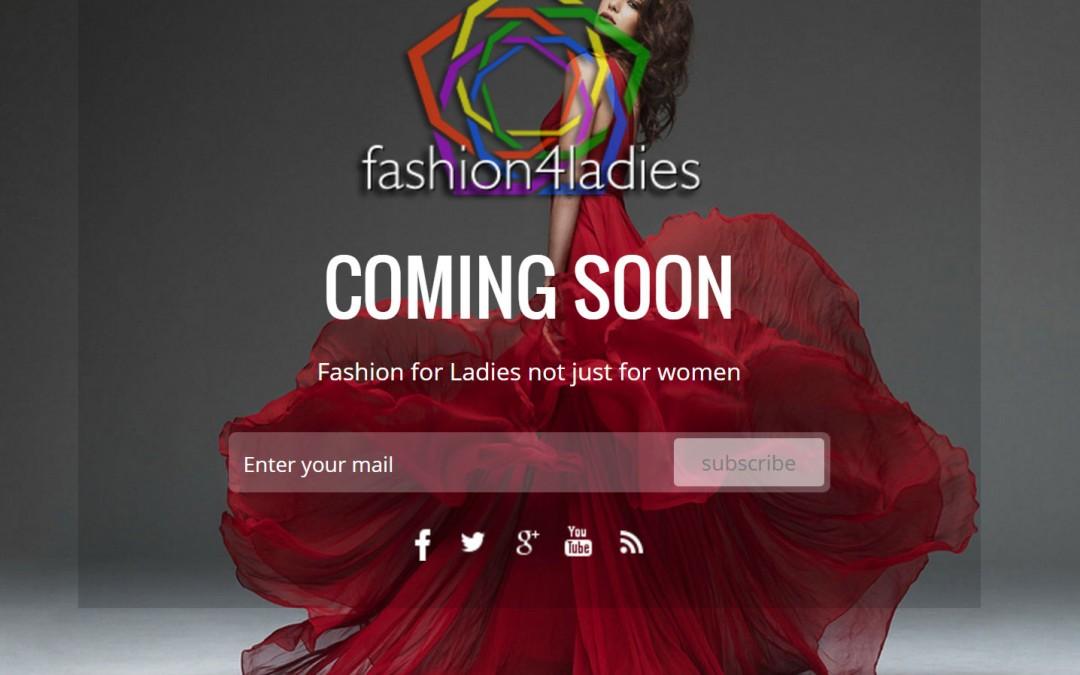 fashion4ladies.com To διεθνές e-shop για τους Έλληνες σχεδιαστές/παραγωγούς