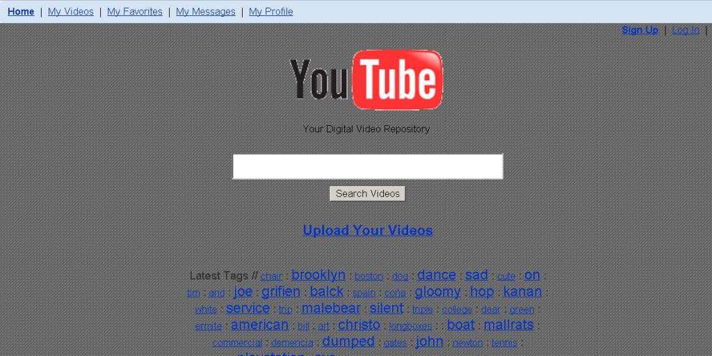 Youtube -2005