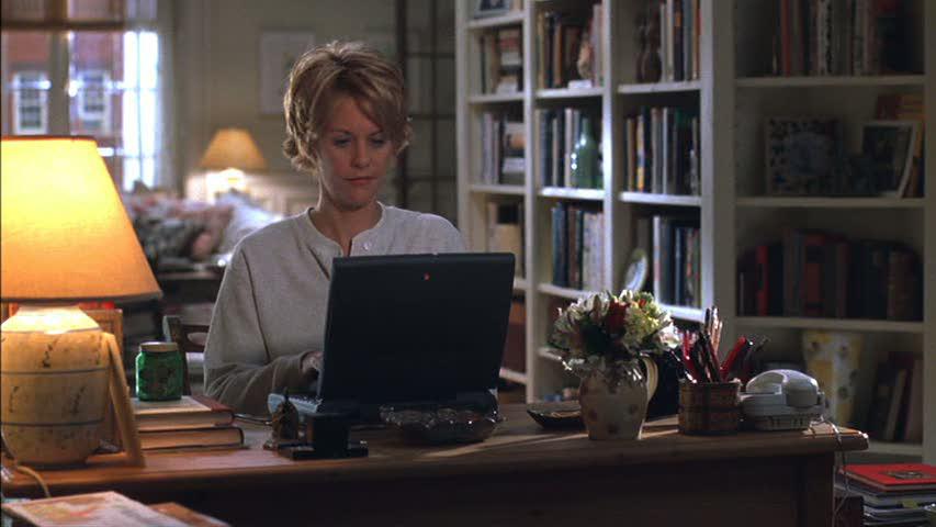 You 've got Mail - ταινίες με ίντερνετ