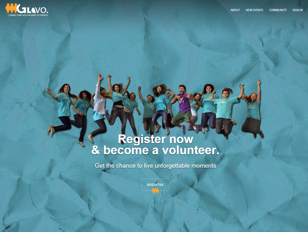 Global Volunteers: GloVo, μια Παγκόσμια Πλατφόρμα Εθελοντισμού!